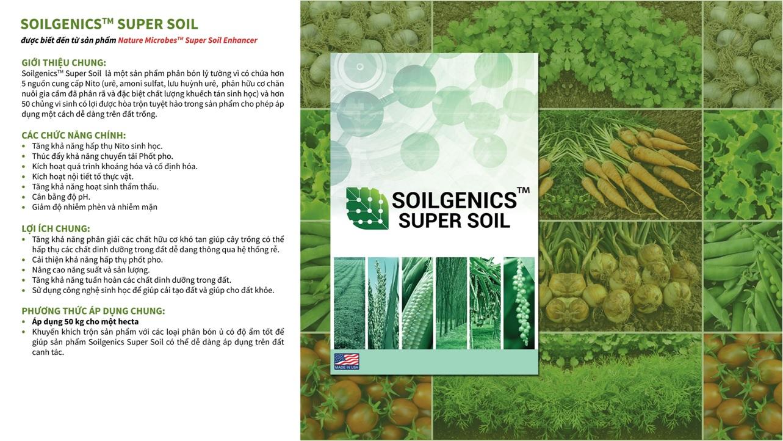Soilgenics Super Soil S5