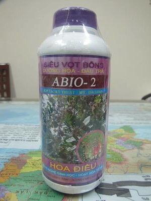 ABIO 2 - Hoa điều