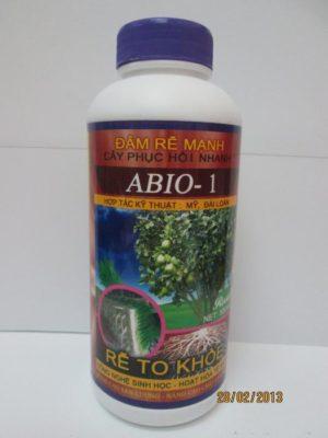 ABIO-1 Rễ to khỏe