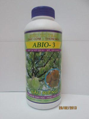 ABIO 3 - Sầu riêng