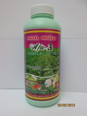 AFA 3 - Hoa màu