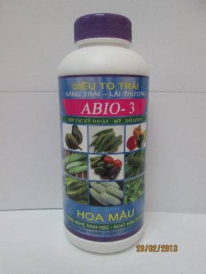 ABIO - 3 Hoa Màu