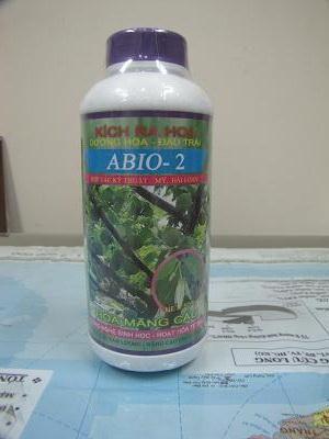 ABIO 2 - Kích ra hoa