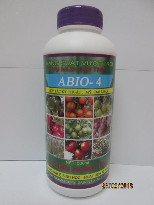 ABIO - 4 : Chống rụng trái